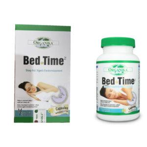 Bed Time Hộp 60 Viên - Dễ Dàng Đi Vào Giấc Ngủ