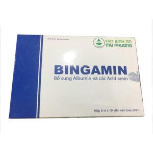Bingamin Hộp 30 Viên - Bồi Bổ Cơ Thể