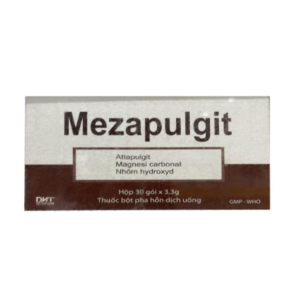 Mezapulgit - Hộp 30 Gói - Trị Bệnh Đại Tràng Cấp, Mãn Tính