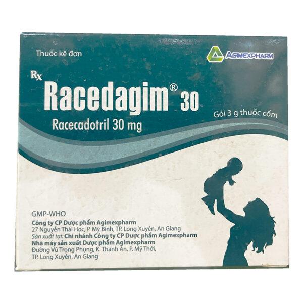 Thuốc Racedagim 30 Agimexpharm - Trị Tiêu Chảy Cấp Ở Trẻ