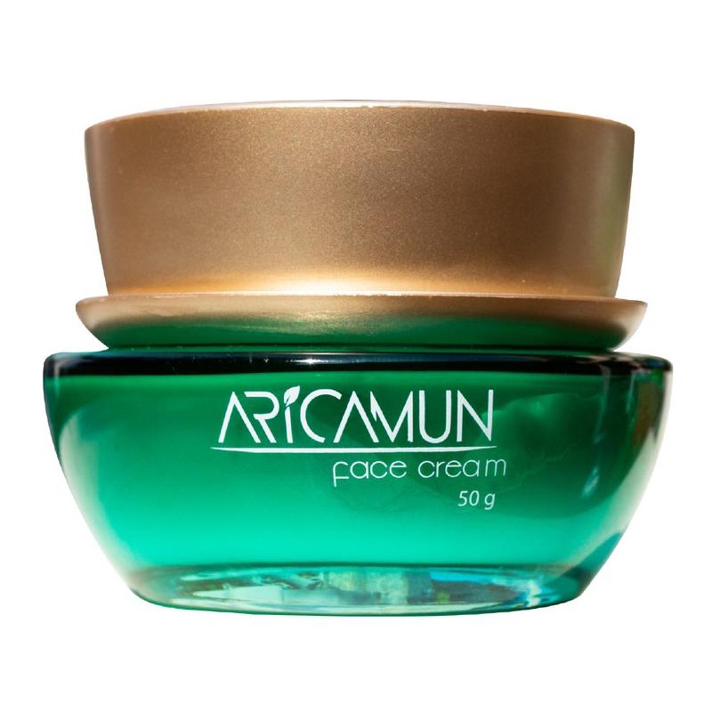 Aricamun Face Cream - Lọ 50g - Dưỡng Ẩm Cho Làn Da