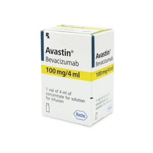 Thuốc Avastin - Lọ 4ml - Thuốc Truyền Tĩnh Mạch Trị Ung Thư
