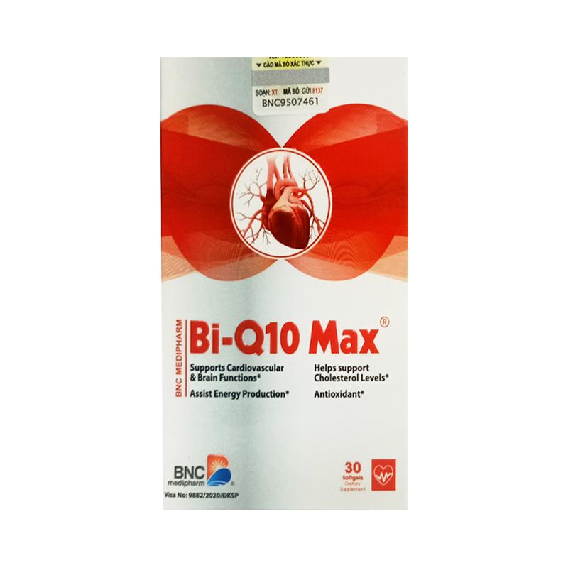 BI-Q10 MAX Lọ 30 Viên