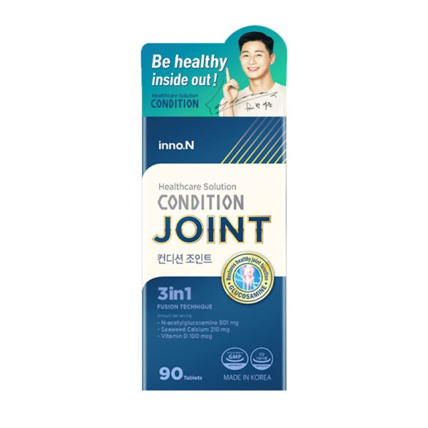Condition Joint - Hộp 90 Viên - Hỗ Trợ Vận Động Khớp