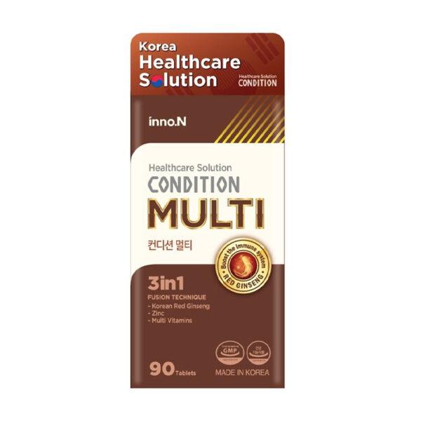 Condition Multi - Hộp 90 Viên - Tăng Cường Sức Khỏe, Giảm Mệt Mỏi