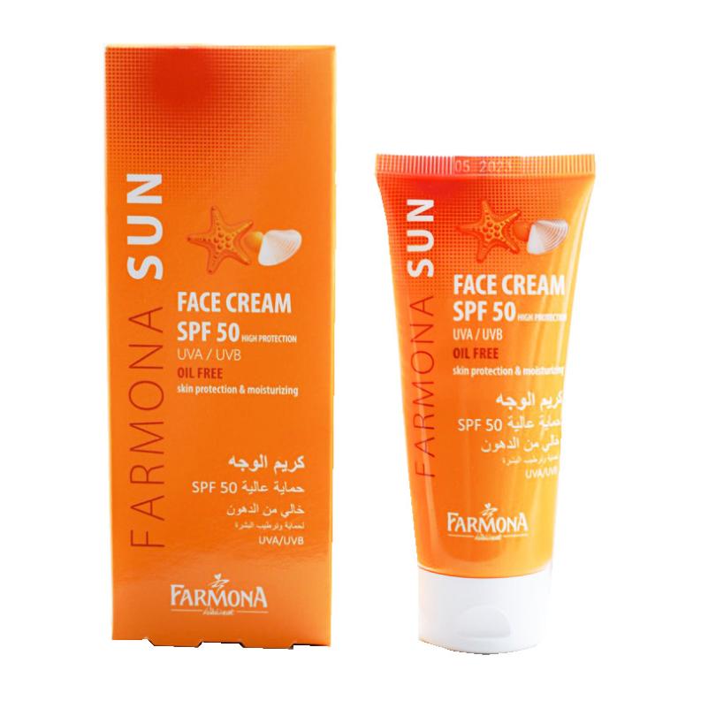 Farmona Sun SPF 50 Tuýp 50ml – Kem Chống Tia UV Bảo Vệ Da