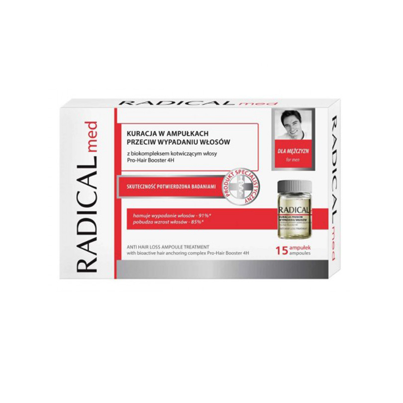RADICAL Med For Men Hộp 15ml