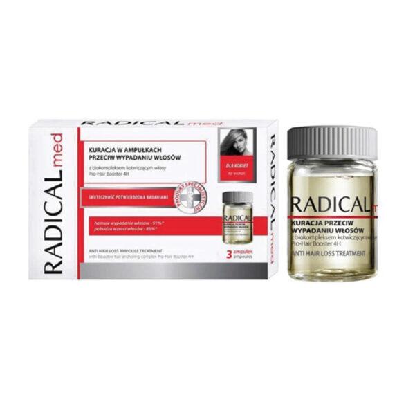 RADICAL Med For Women Hộp 15ml - Nuôi Dưỡng Tóc Nữ