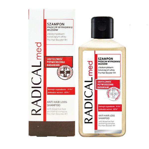 Radical Med Loss Shampoo Chai 100ml - Dầu Gội Sạch Tóc