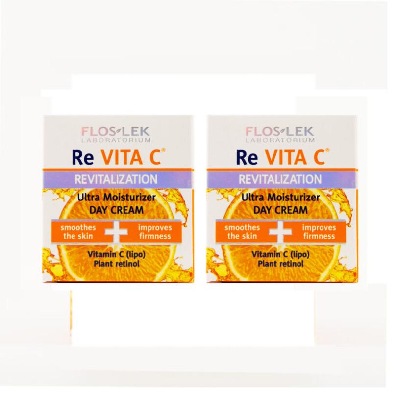 Re Vita C Ultra Moistuze Lọ 50ml - Dưỡng Ẩm Ban Ngày