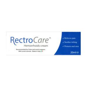 RectroCare Tuýp 20ml - Kem Bôi Khắc Phục Bệnh Trĩ