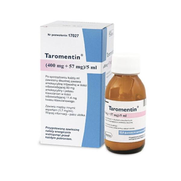 Taromentin Lọ 12.6g - Điều Trị Nhiễm Khuẩn