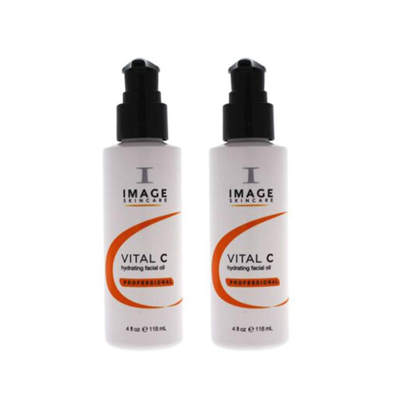 Vital C Facial Oil Lọ 118ml - Massage Chống Lão Hóa