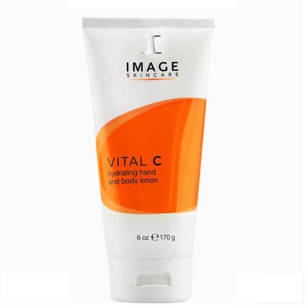 Vital C Hydrating Hand Tuýp 170g - Kem Dưỡng Da Tay Và Toàn Thân