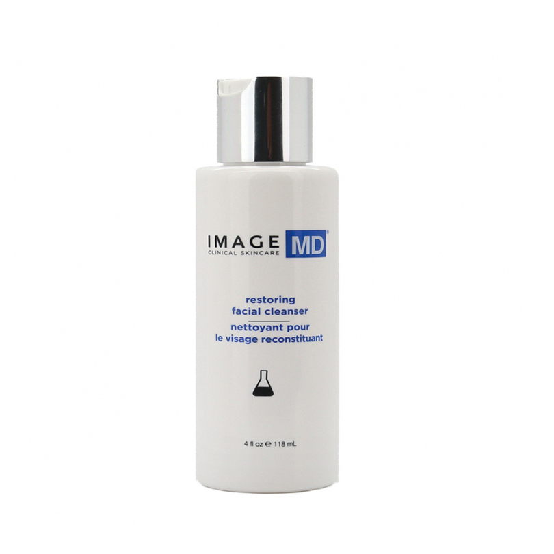 image md restoring facial cleanse 118ml