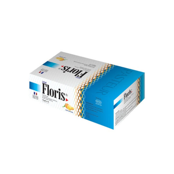 Ase Floris - Hộp 10 Gói - Bổ Sung Lợi Khuẩn Đường Ruột