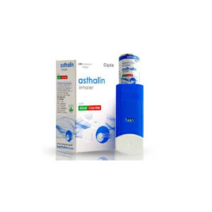 Asthalin Inhaler - Lọ 200 Liều - Điều Trị Hen Phế Quản