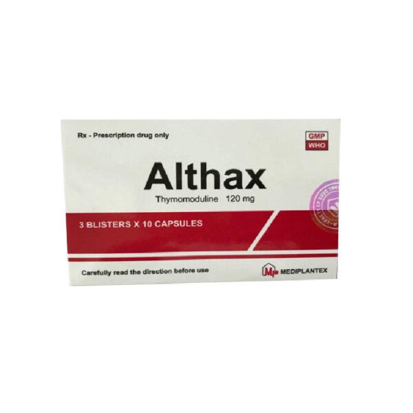 Althax Hộp 30 Viên - Tăng Sức Đề Kháng