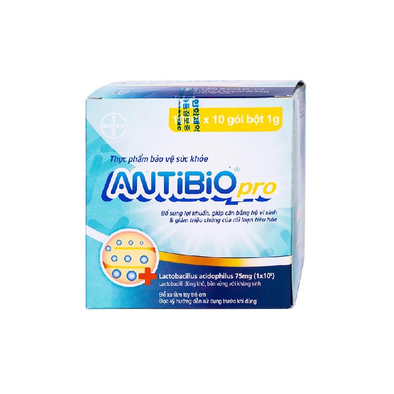 Antibio Pro Hộp 100 Gói