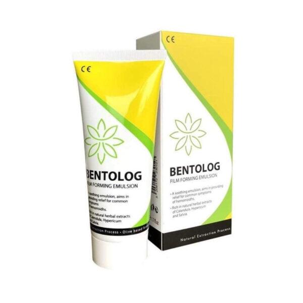 BENTOLOG Film Forming Emulsion Tuýp 50ml - Điều Trị Bệnh Trĩ