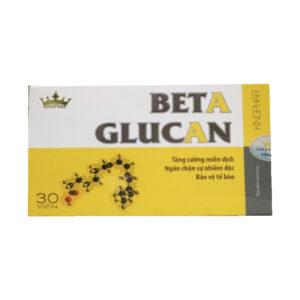 Beta Glucan Kingphar 30 Viên - Giúp Tim Mạch Khỏe Mạnh