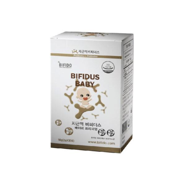 Bifidus Baby - Hộp 30 Gói - Cân Bằng Hệ Vi Sinh Đường Ruột