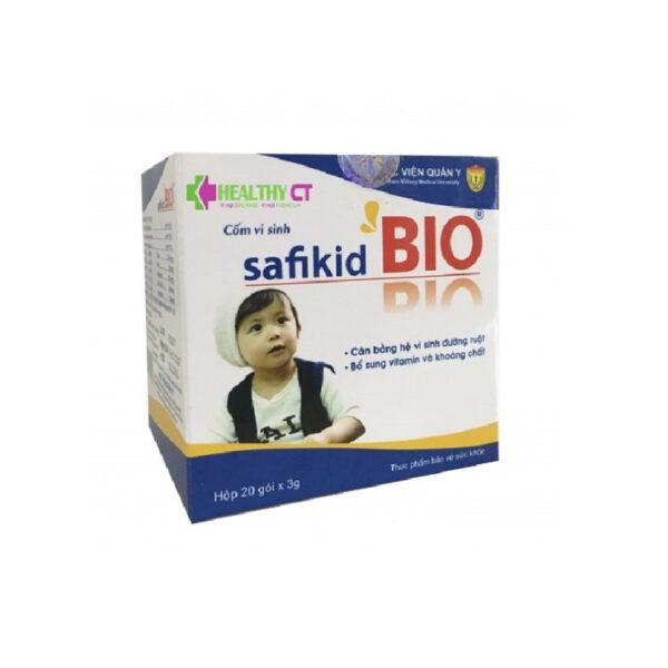 Bio Salfikid - Hộp 20 Gói - Bổ Sung Vitamin Và Khoáng Chất