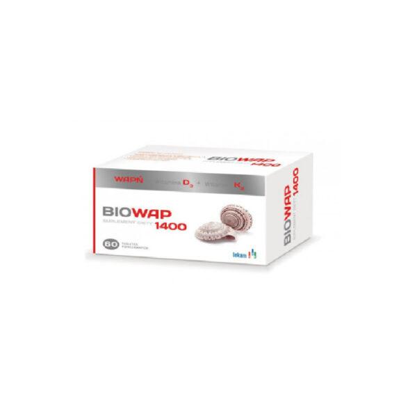 Biowap - Hộp 60 Viên - Giúp Xương Chắc Khỏe