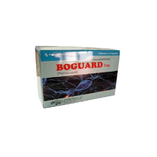 Thuốc Boguard - Hộp 60 Viên - Tăng Cường Hệ Miễn Dịch