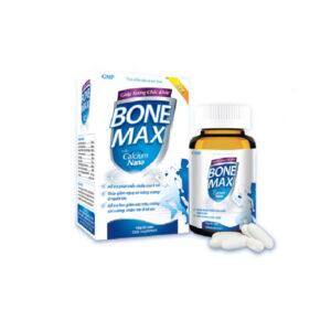 Bone Max New - Hộp 60 Viên - Viên Uống Bổ Xương Khớp