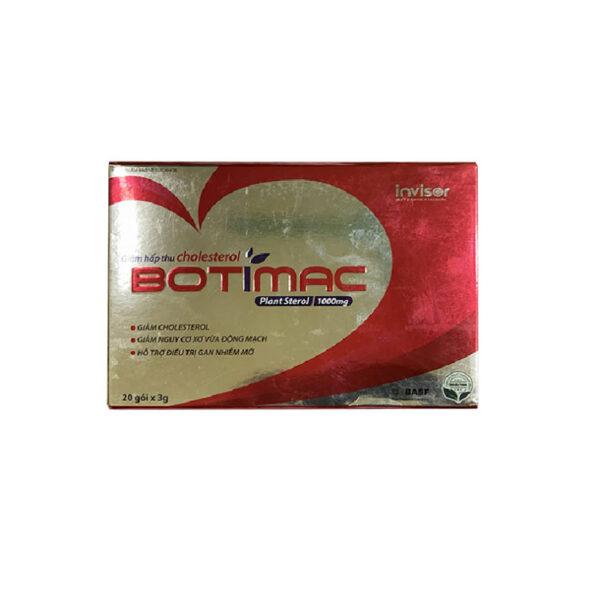 Botimac - Hộp 20 Gói - Giảm Nguy Cơ Mắc Bệnh Tim Mạch