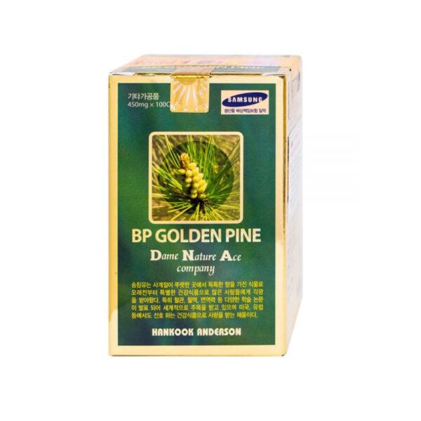 Bp Golden Pine - Hộp 100 Viên - Hoạt Huyết Dưỡng Não