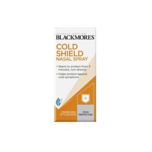 Blackmores Cold Shield Nasal Spray Lọ 800mg - Chống Cảm Cúm