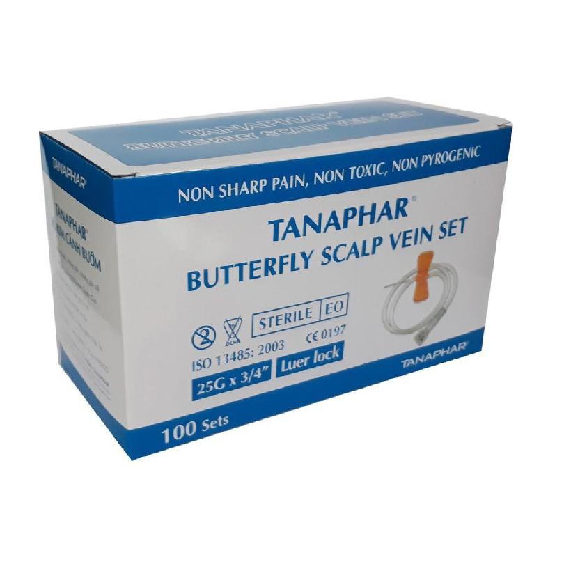 Bộ kim Cánh bướm tanaphar
