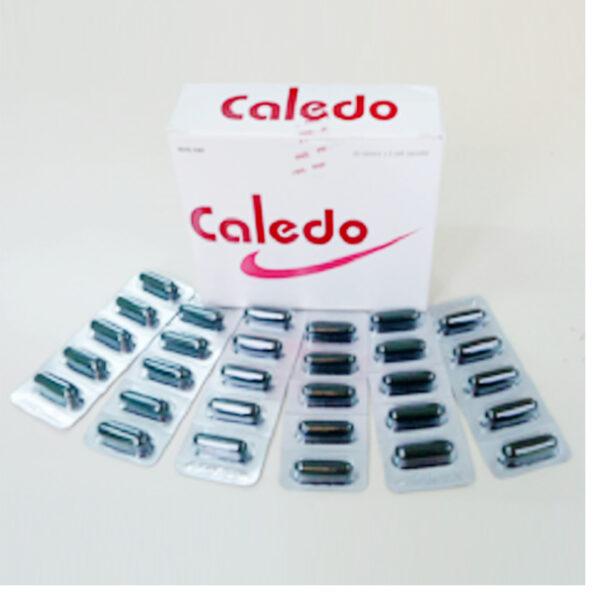 Caledo - Hộp 100 Viên - Điều Trị Loãng Xương, Còi Xương