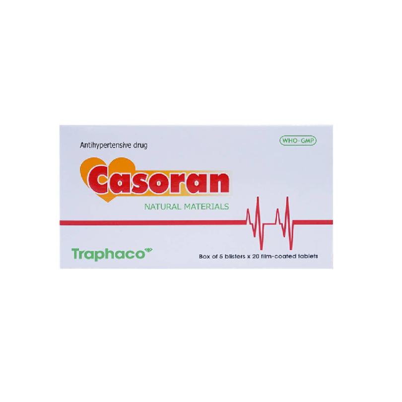 CASORAN Hop 100 Vien