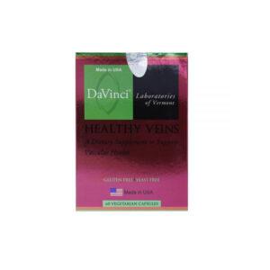 Davinci Healthy Veins Hộp 60 Viên - Cải Thiện Suy Tĩnh Mạch