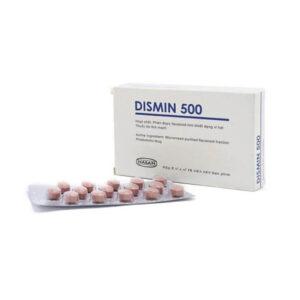 Dismin 500 Hộp 30 Viên - Thuốc Điều Trị Bệnh Trĩ
