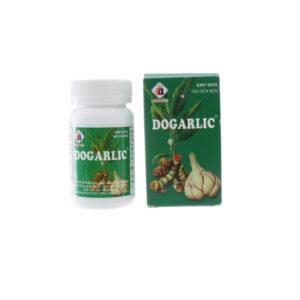 Dogarlic Lọ 100 Viên - Phòng Ngừa Xơ Vữa Động Mạch