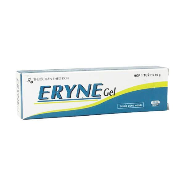 Eryne Gel Tuýp 10g - Hết Mụn, Đẹp Da