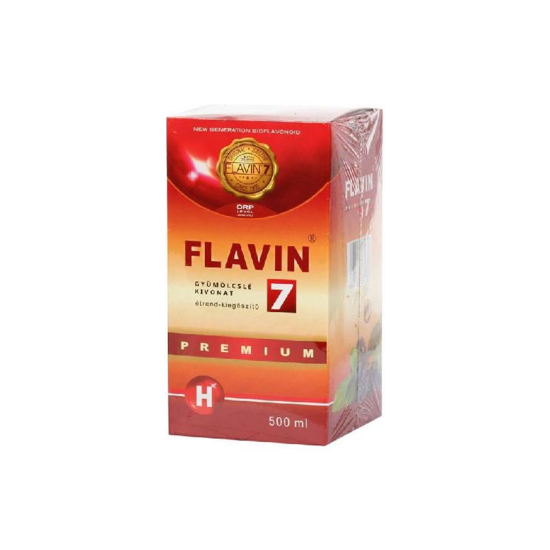 Flavin 7 Premium Chai 500ml