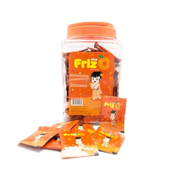 Friz C Lọ 100 Gói - Bổ Sung Vitamin C, Tăng Đề Kháng