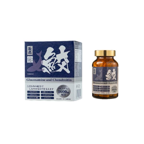 Glucosamine And Chondroitin Hộp 120 Viên - Hỗ Trợ Trị Viêm Khớp