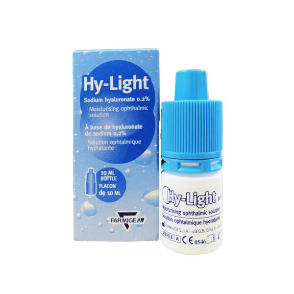 Nước Mắt Nhân Tạo HY–LIGHT Lọ 10ml - Bảo Vệ Mắt