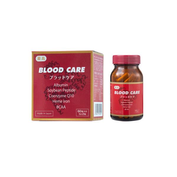 Jpanwell Blood Care Hộp 60 Viên - Viên Uống Bổ Máu