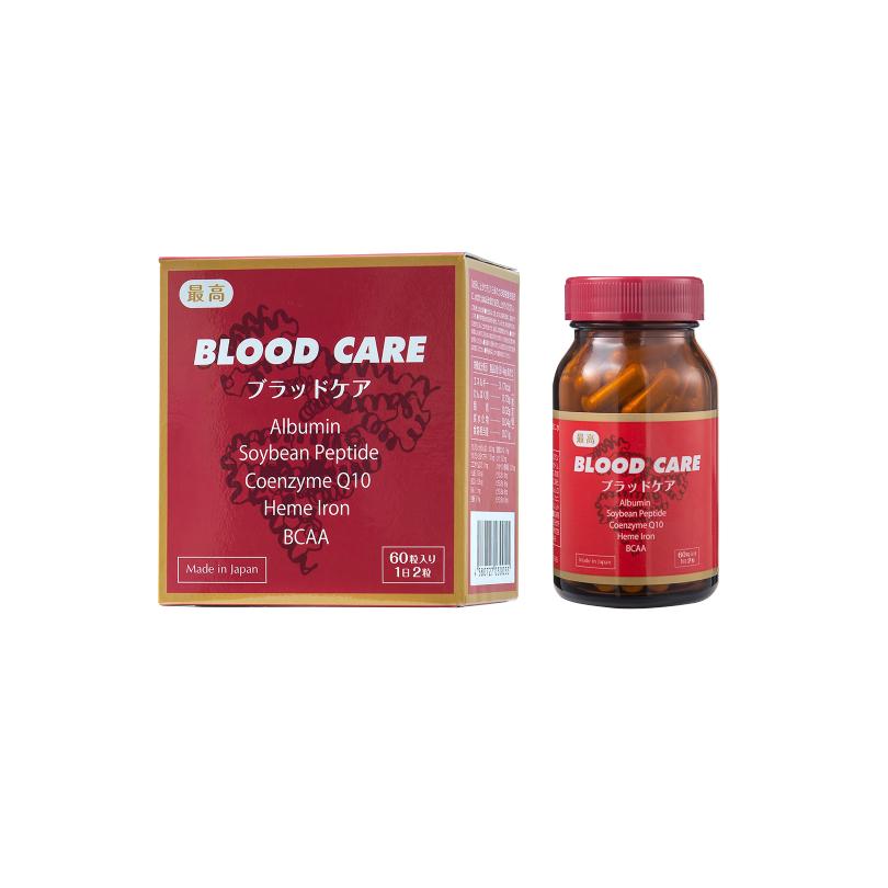 Jpanwell Blood Care Hộp 60 Viên