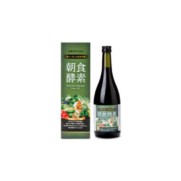 Jpanwell Choushokukoso Chai 720ml - Nước Uống Lên Men Thực Vật
