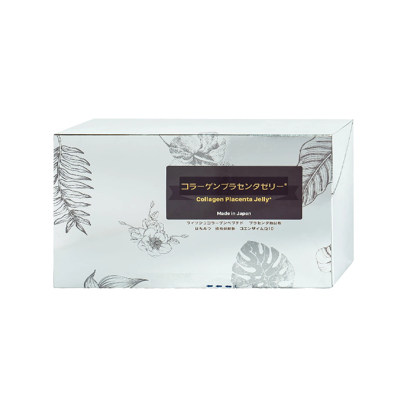 Jpanwell Collagen Placenta Jelly Hộp 30 Thanh