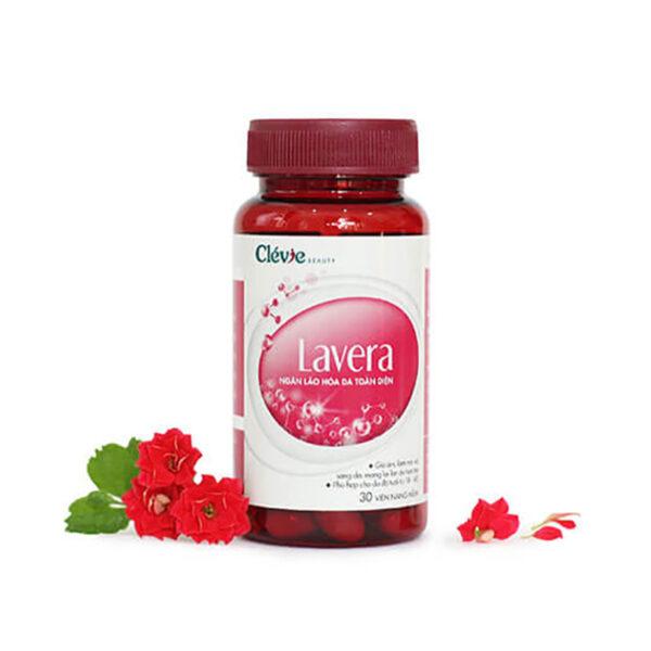 Viên Uống Lavera - Lọ 30 Viên - Làm Mịn Và Sáng Da