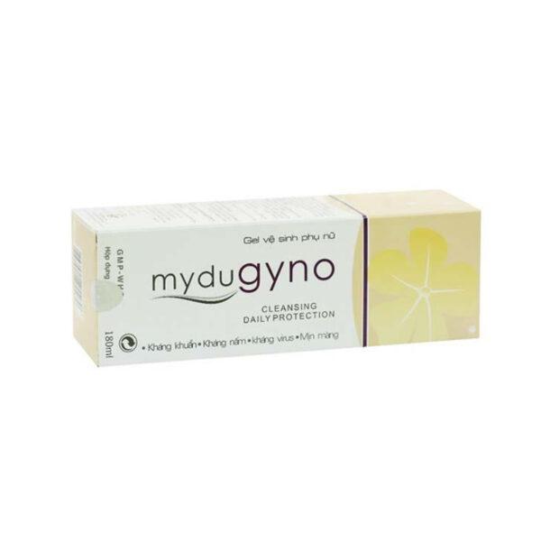 Mydugyno Chai 180ml - Làm Sạch, Bảo Vệ Vùng Kín